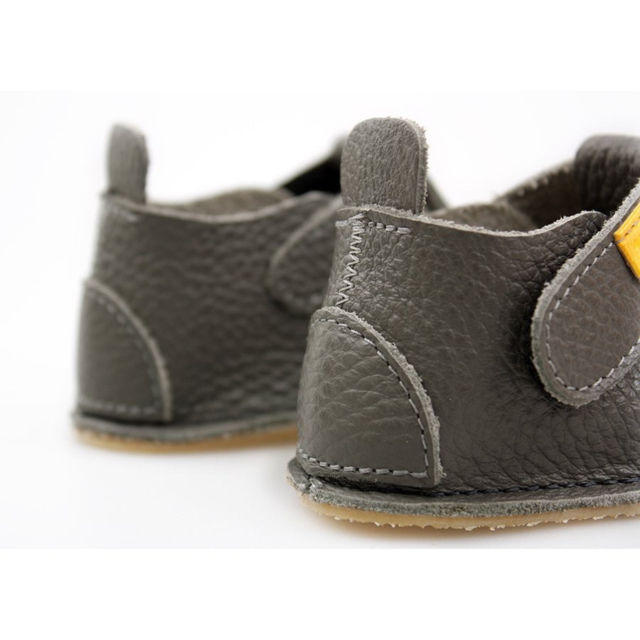 Sandale barefoot din piele Nido Milo Tikki 4
