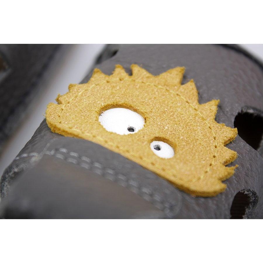 Sandale barefoot din piele Nido Milo Tikki 6