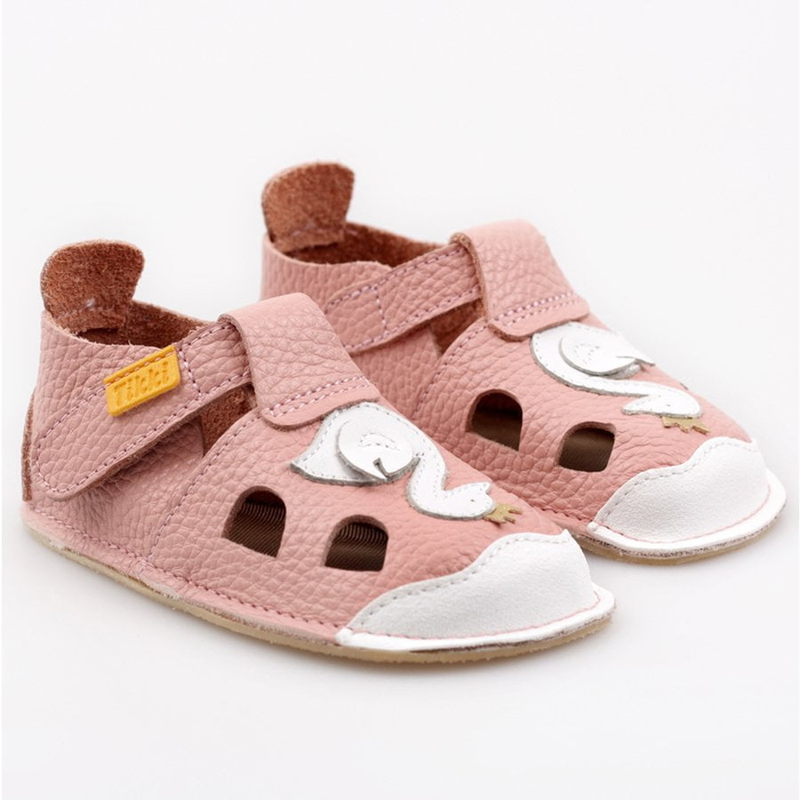 Sandale barefoot din piele Nido Sara Tikki 2