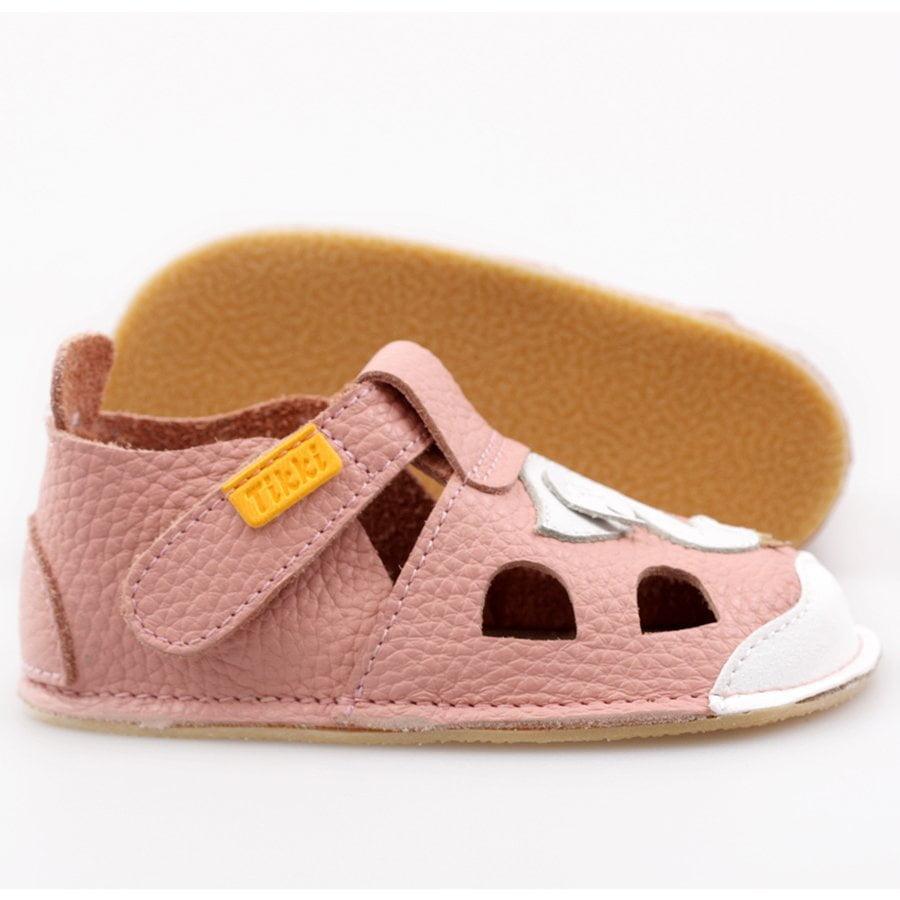 Sandale barefoot din piele Nido Sara Tikki 3