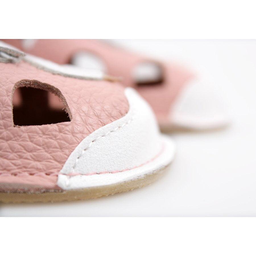 Sandale barefoot din piele Nido Sara Tikki 5