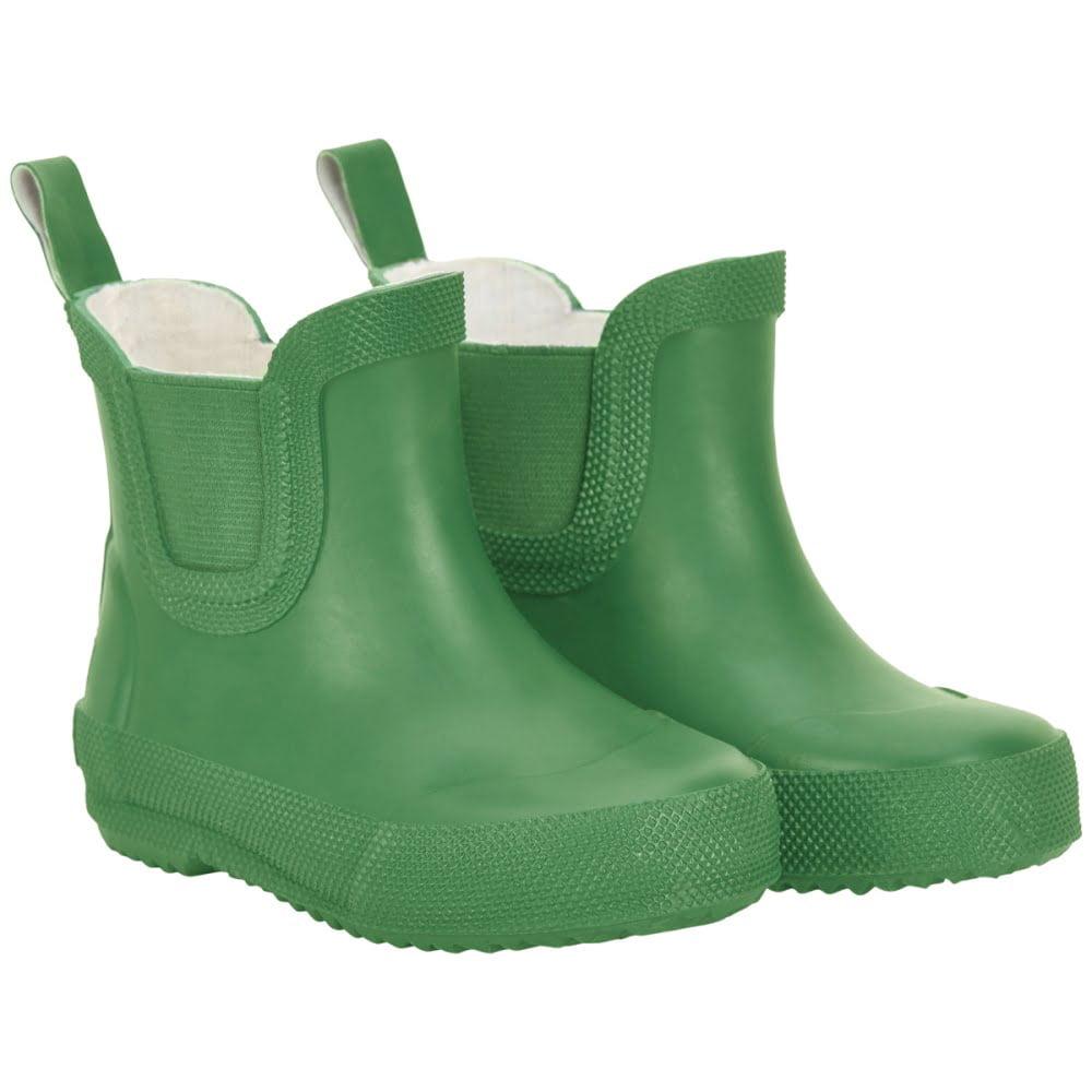 Cizme din cauciuc natural pentru copii elm green CeLaVi