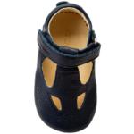 Sandale barefoot din piele Black Navy Froddo