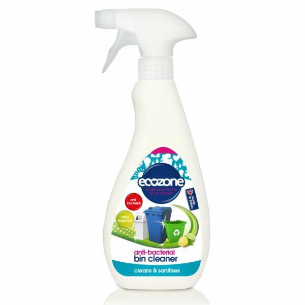 Solutie igienizanta cu citrice pentru curatarea pubelelor de gunoi 500 ml Ecozone