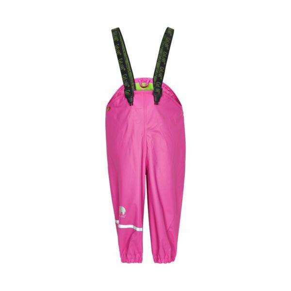 Pantaloni de ploaie și vânt (impermeabil) real pink CeLaVi