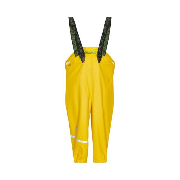 Pantaloni de ploaie și vânt (impermeabil) yellow CeLaVi