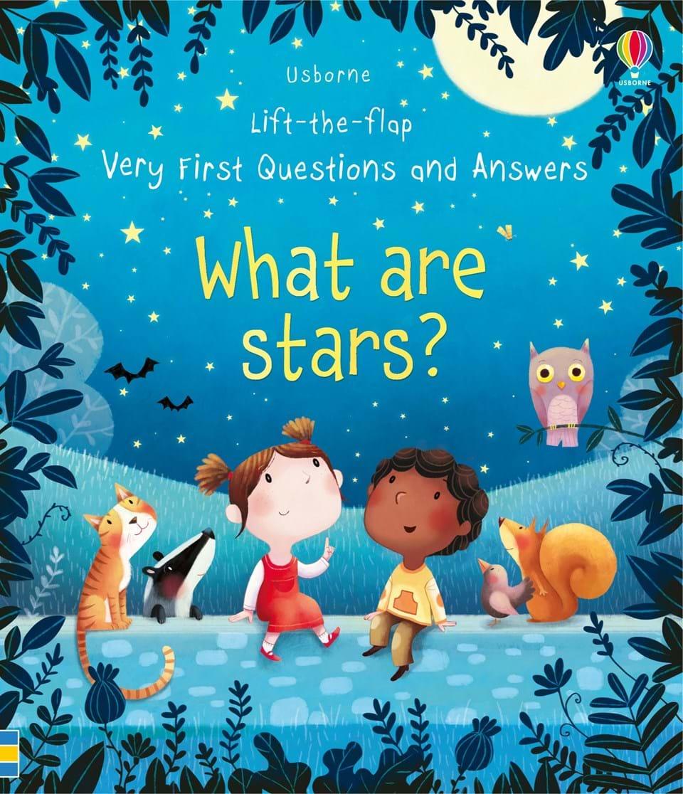 What Are Stars? - Katie Daynes Usborne Publishing carte cu clapete