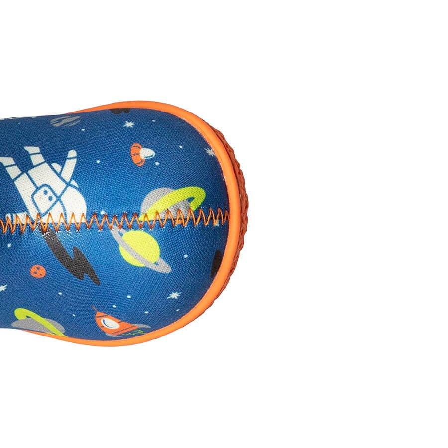 BOGS Footwear cizme de iarnă impermeabile Baby Bogs Spaceman Blue Multi 3