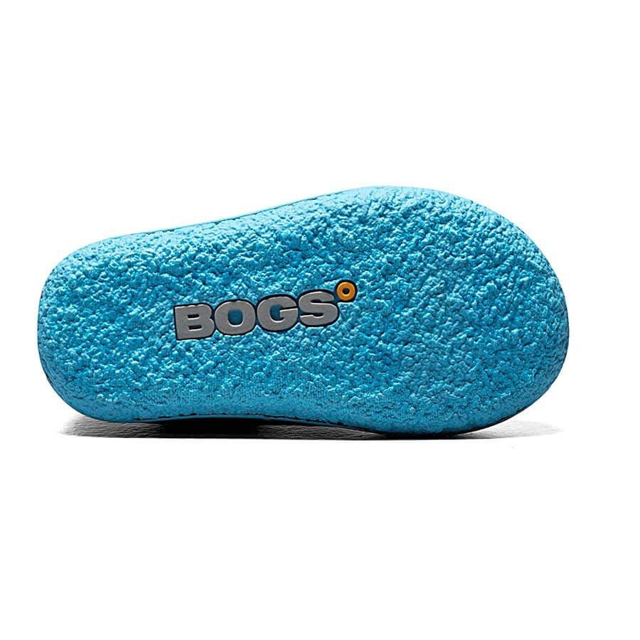 BOGS Footwear cizme de iarnă impermeabile Baby Bogs Spaceman Dark Grey Multi 5