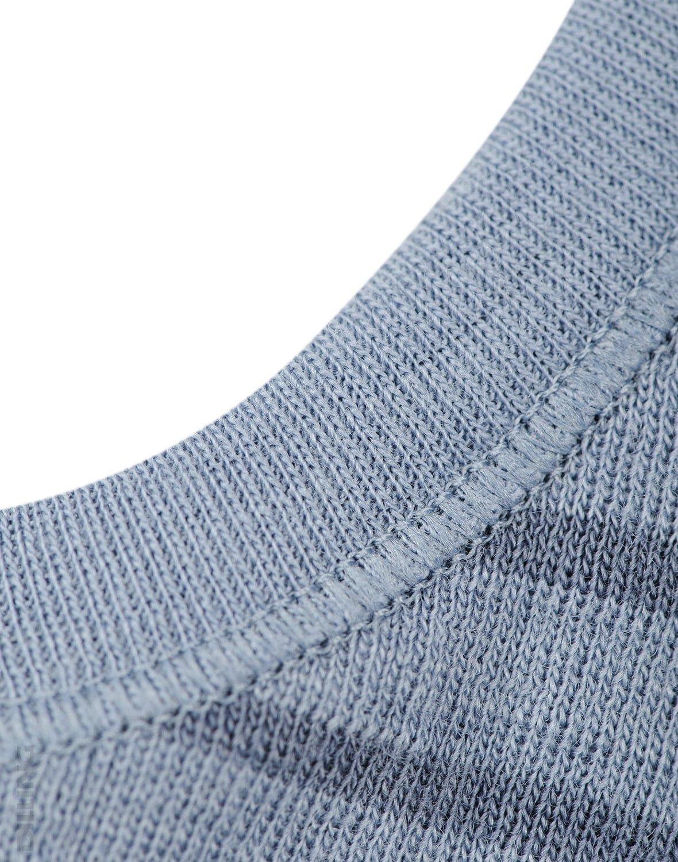 Cagulă blue stripes din lână merinos organică pentru copii Dilling 1