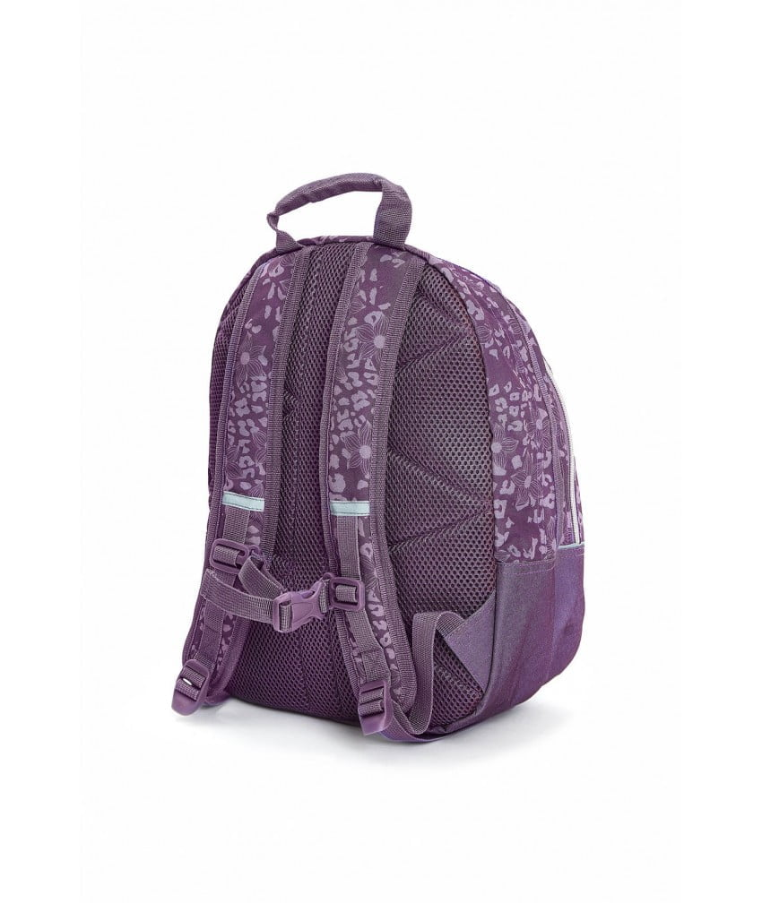Ghiozdan ergonomic purple pentru grădiniță CeLaVi 3