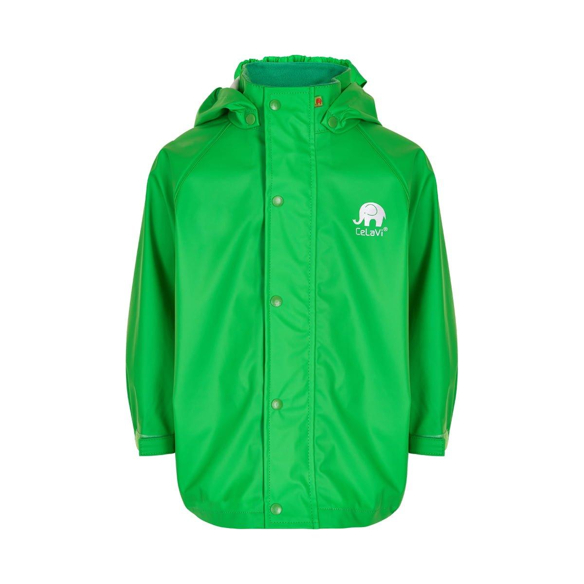 Jachetă de ploaie și vânt green CeLaVi