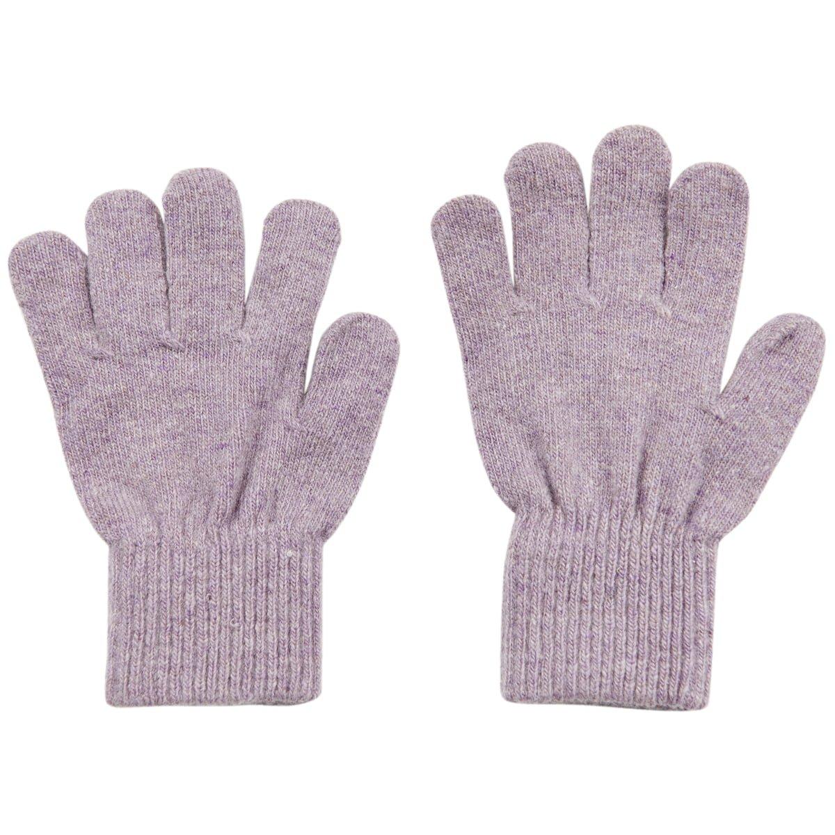 Mănuși cu degete din lână tricotată nirvana CeLaVi