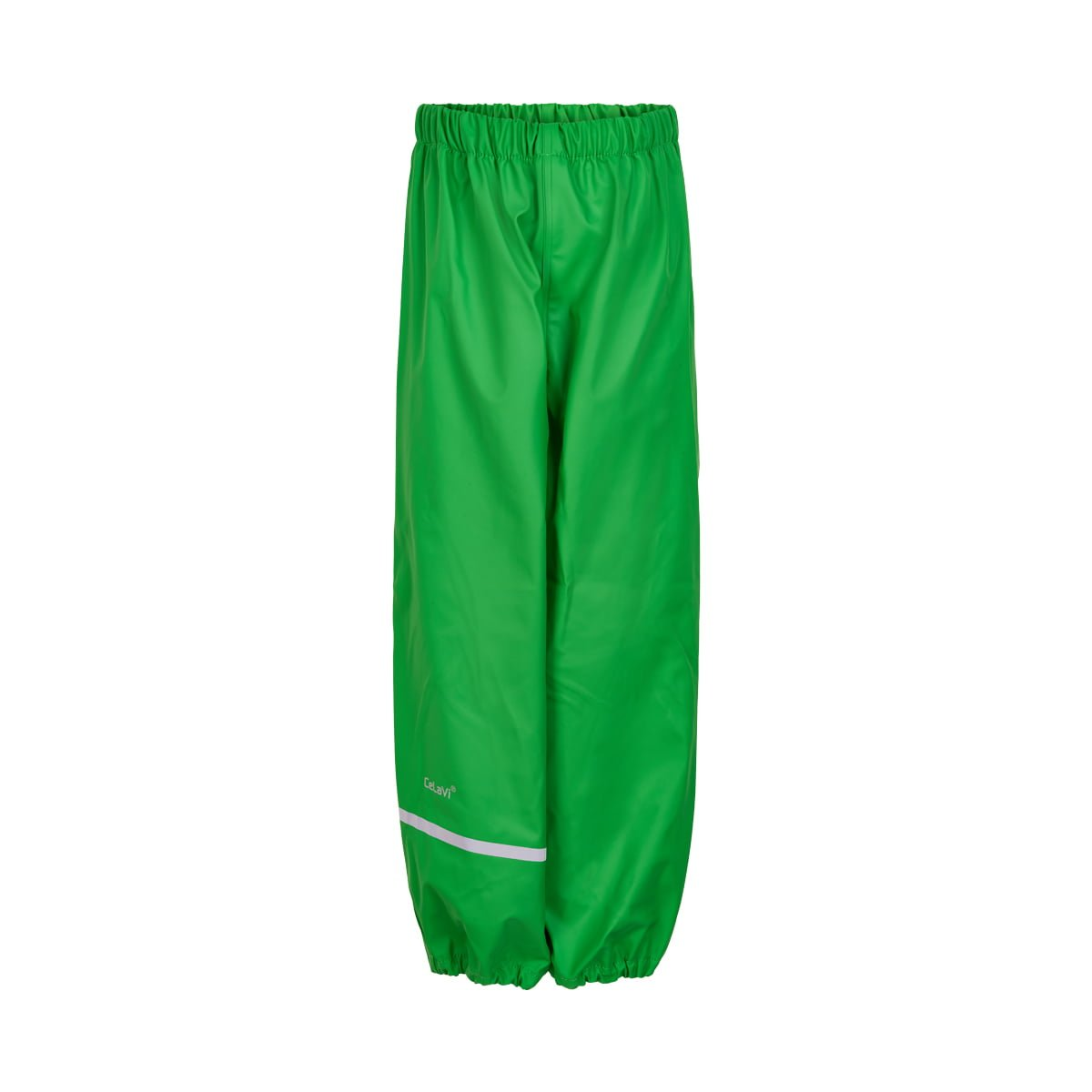 Pantaloni de ploaie și vânt (impermeabil) green CeLaVi 1