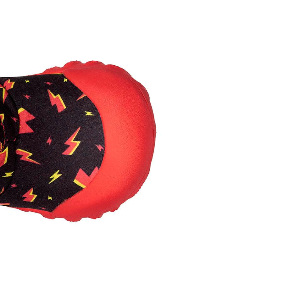 BOGS Footwear cizme de iarnă impermeabile B-MOC Lightning Black Multi 3