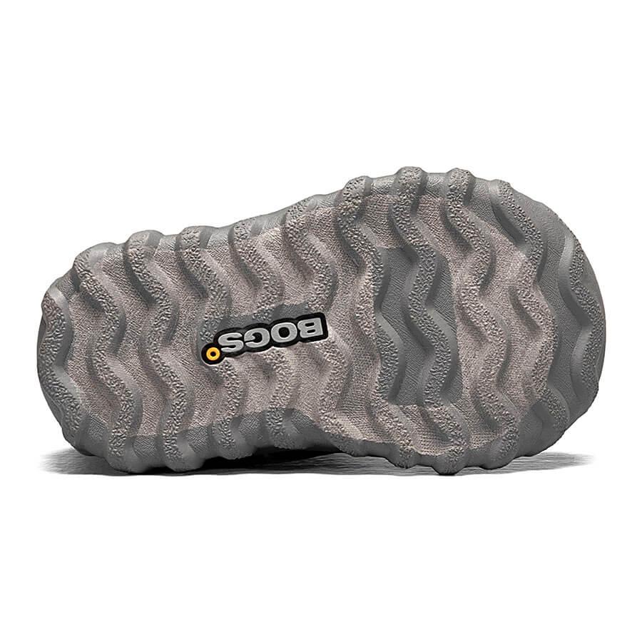 BOGS Footwear cizme de iarnă impermeabile B-MOC Sharks Dark Gray Multi 5