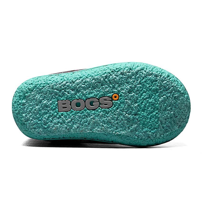 BOGS Footwear cizme de iarnă impermeabile Baby Bogs Butterfly Dark Gray Multi 5