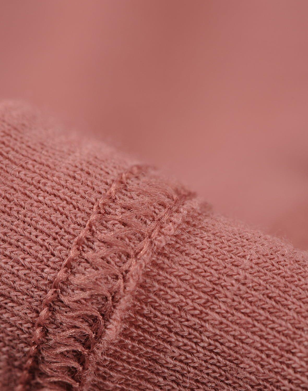 Rochie dark pink din lână merinos organică cu volănaşe pentru fetiţe Dilling 4
