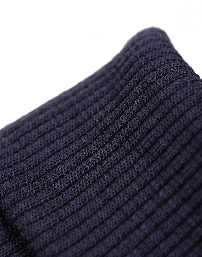 Mănuși pentru bebeluși din lână merinos organică fleece Blue Dilling 4