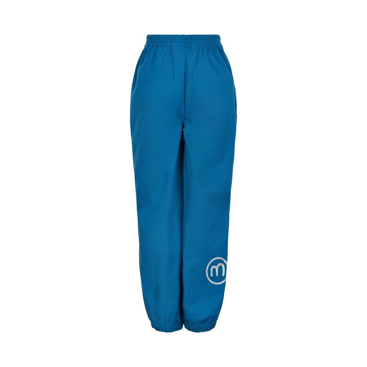 Pantaloni de ploaie și vânt (impermeabili) din softshell Dark Blue Minymo 2