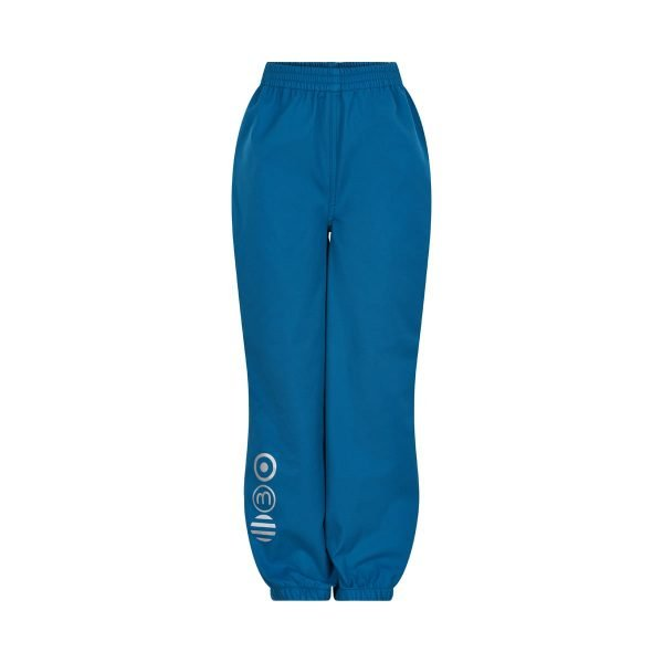 Pantaloni de ploaie și vânt (impermeabili) din softshell Dark Blue Minymo