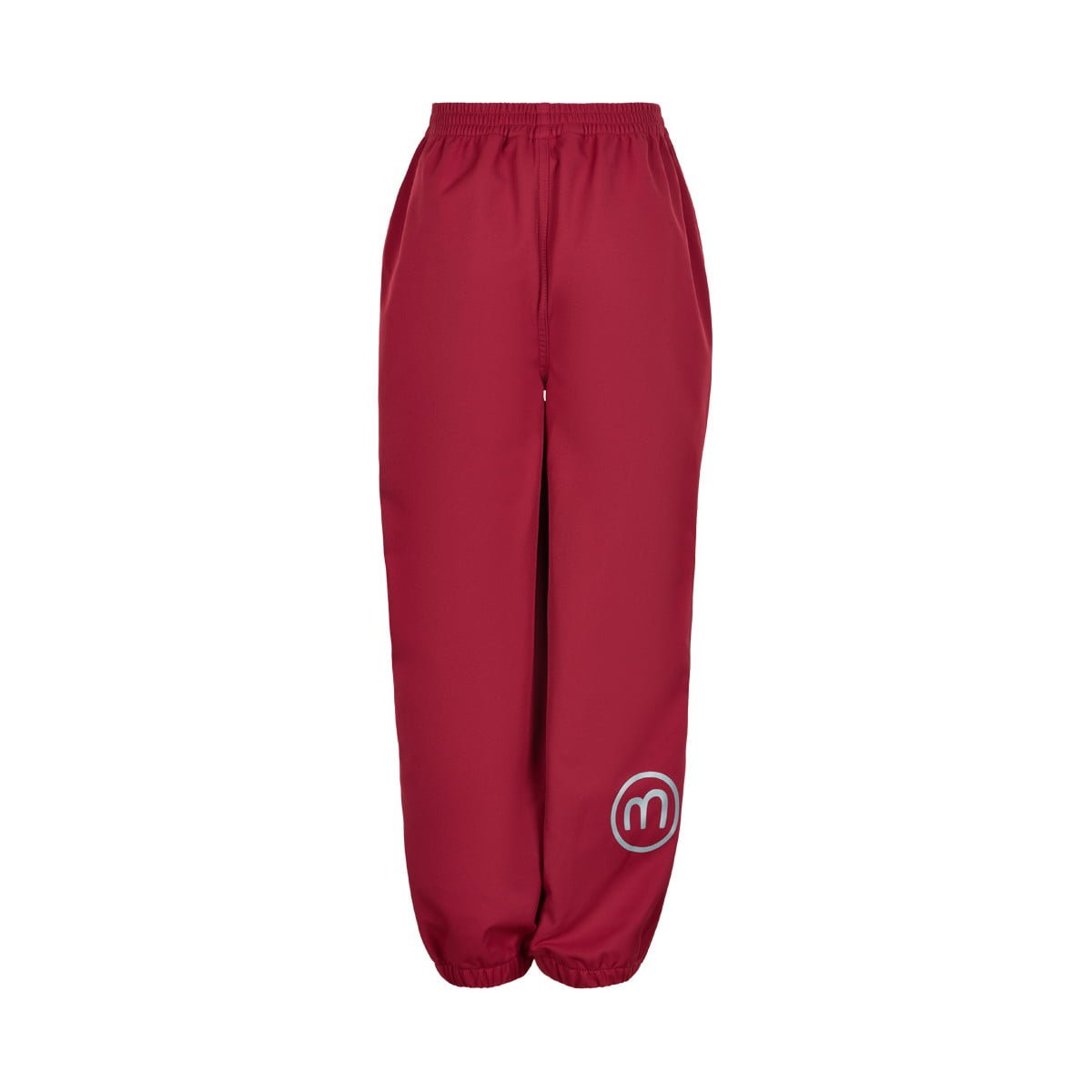 Pantaloni de ploaie și vânt (impermeabili) din softshell Deep Claret Minymo 2