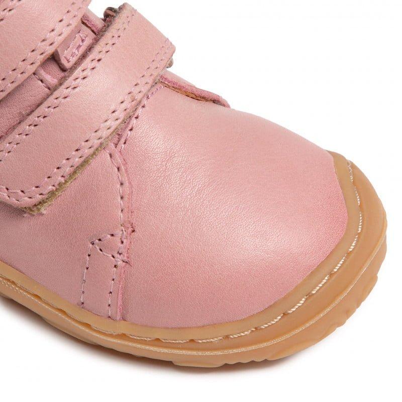 Pantofi din piele cu talpă extra flexibilă Froddo Pink 7