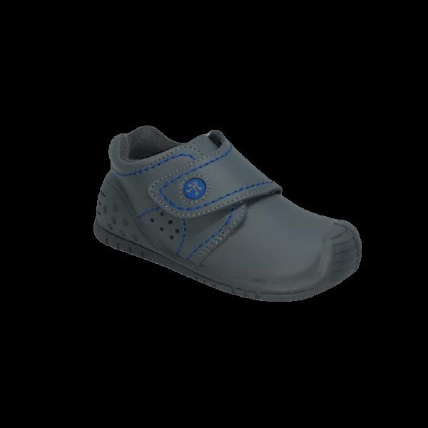 Pantofi sneakers din piele naturală pentru copii cu talpă flexibilă Dylan Marengo Titanitos