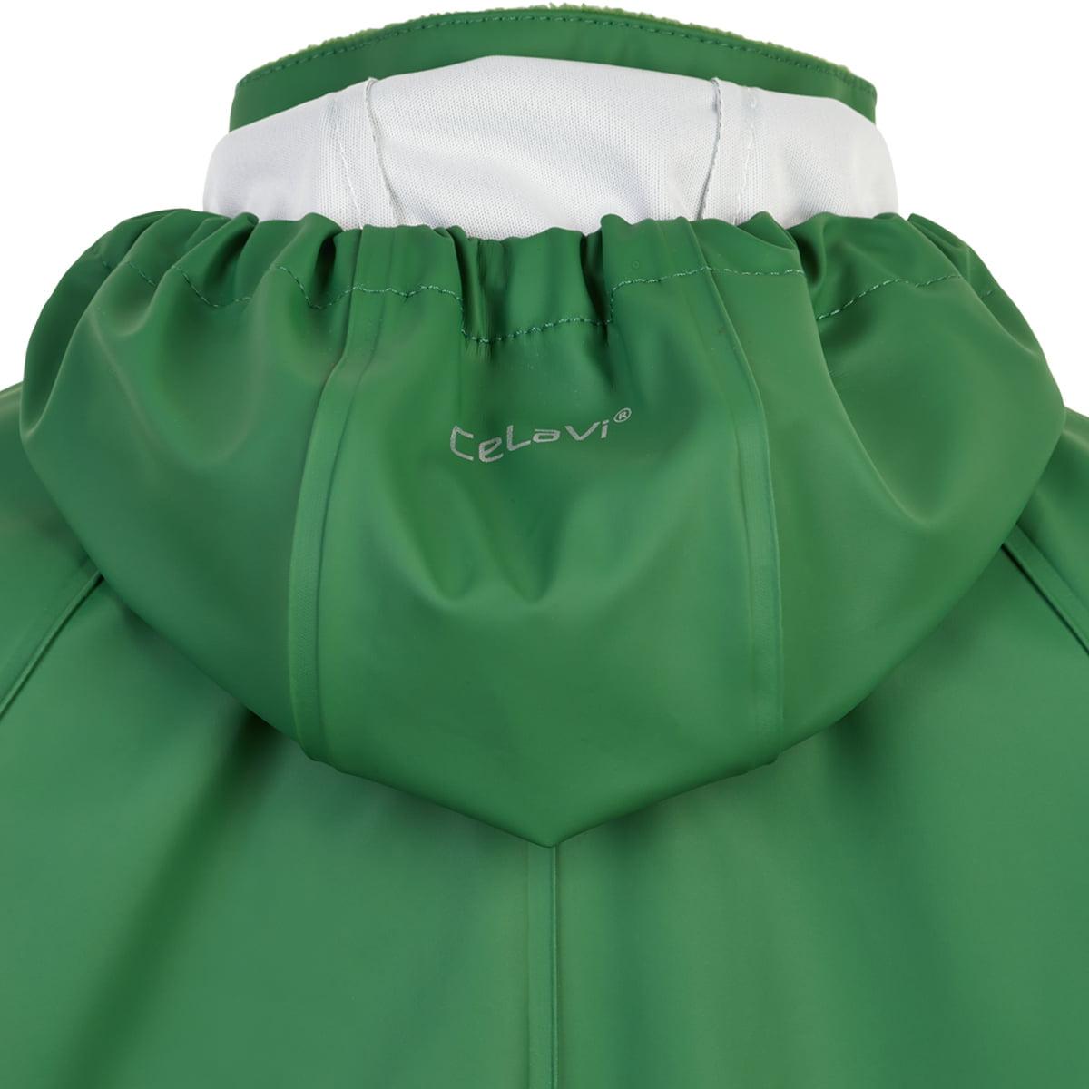Salopetă de ploaie și vânt (impermeabilă) elm green CeLavi 1