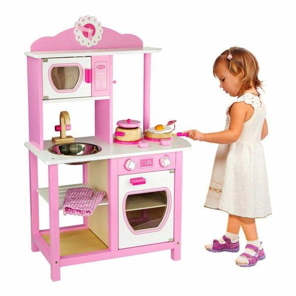 Bucătărie din lemn Mica Prințesă Viga