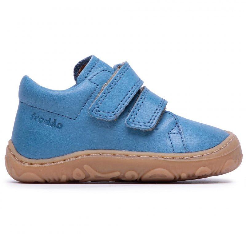 Pantofi din piele cu talpă extra flexibilă Froddo Jeans 2