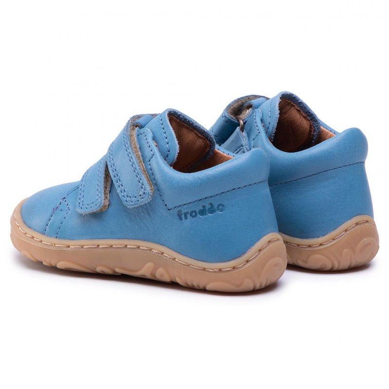 Pantofi din piele cu talpă extra flexibilă Froddo Jeans 3