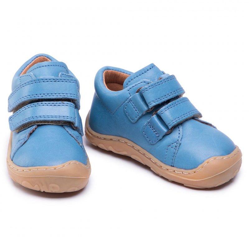 Pantofi din piele cu talpă extra flexibilă Froddo Jeans 5