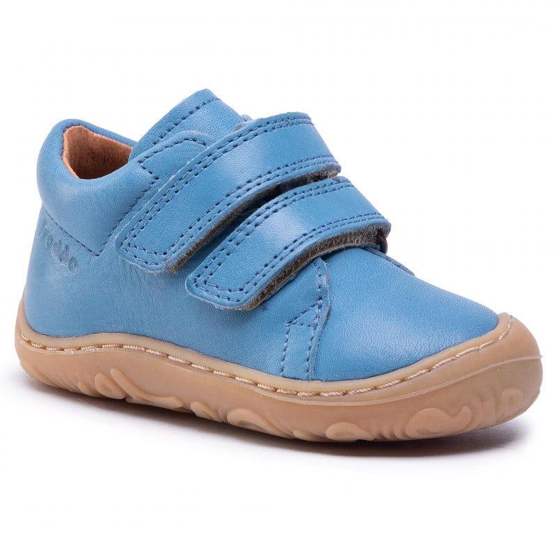Pantofi din piele cu talpă extra flexibilă Froddo Jeans