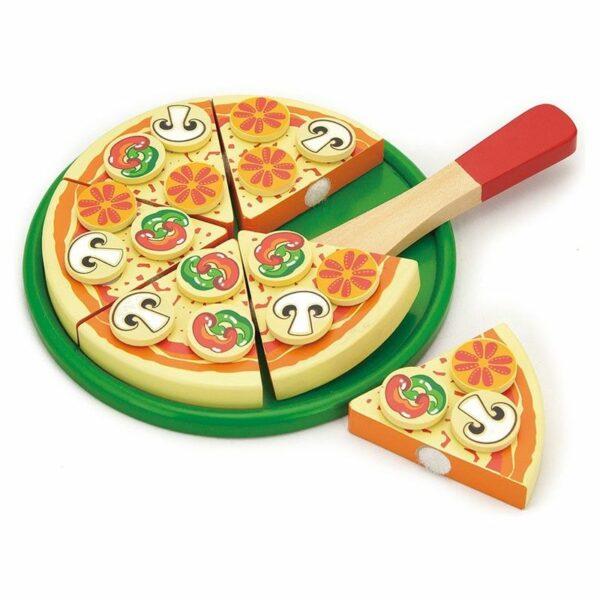 Pizza feliabilă din lemn Viga