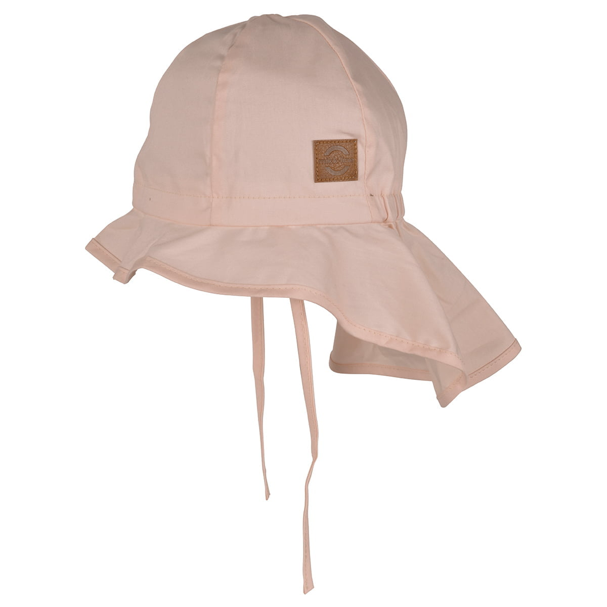 Pălărie de soare cu boruri mari UV 50+ Rose Mikk-Line 3