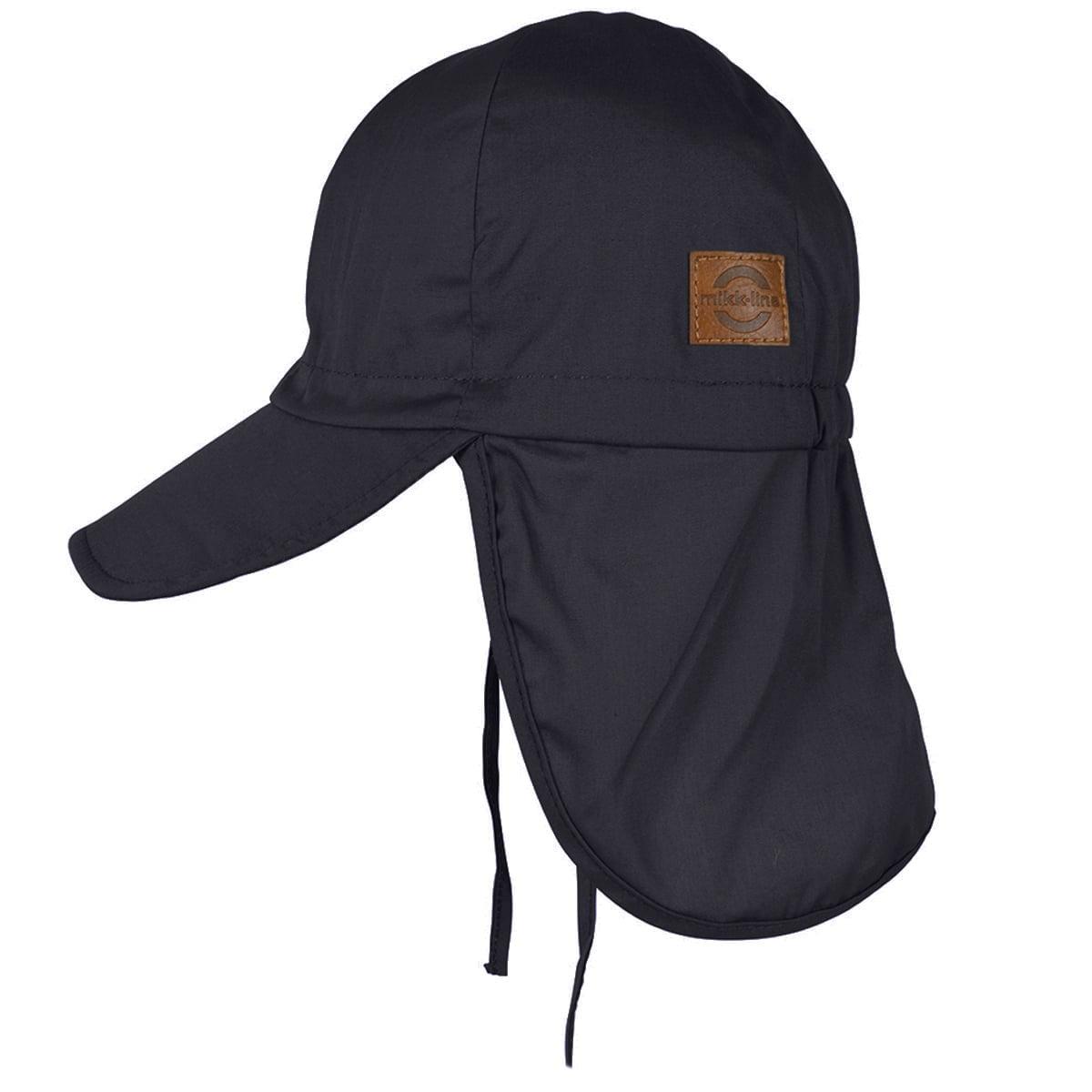 Pălărie de soare model pompier din bumbac UV 50+ Blue Nights Mikk-Line