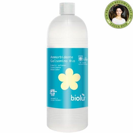 Balsam de rufe ecologic cu iasomie 1L Biolu