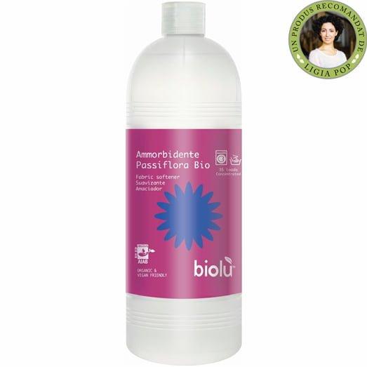Balsam de rufe ecologic cu passiflora 1L Biolu