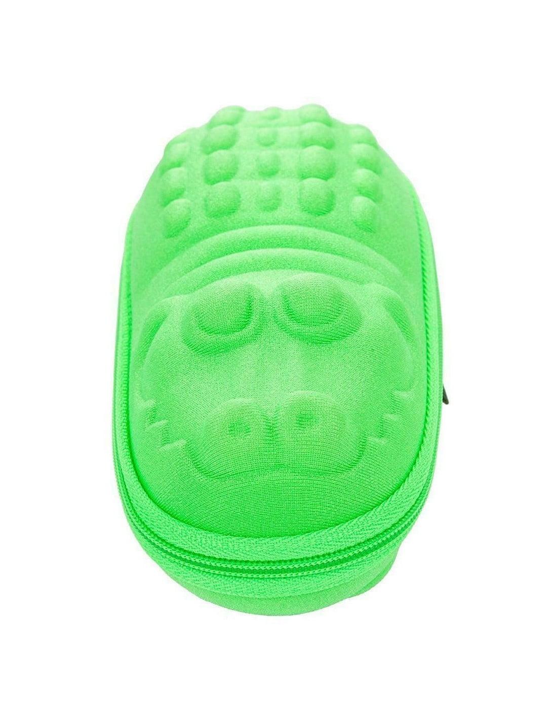 Carcasă ochelari Bubzee Green Chroco Baby Banz 3