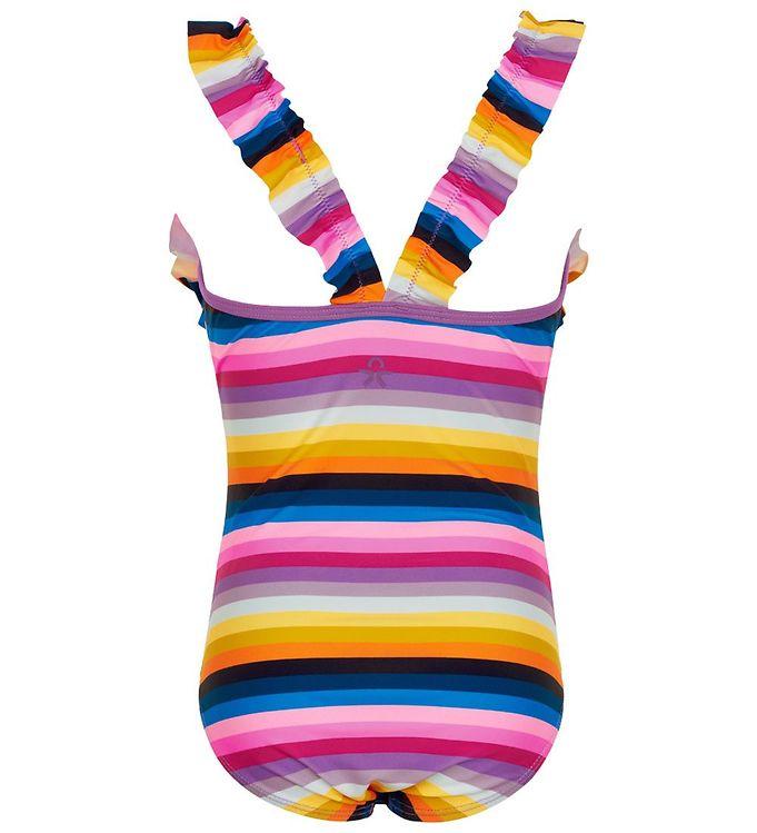 Costum de baie UPF40+ Purple Cactus Color Kids 2