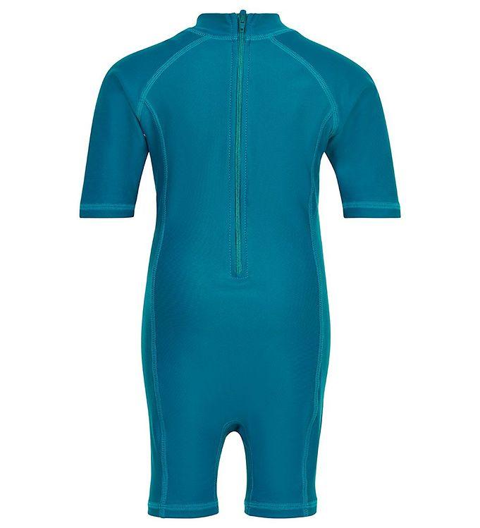 Costum de baie UPF50+ Blue Sapphire Color Kids 2