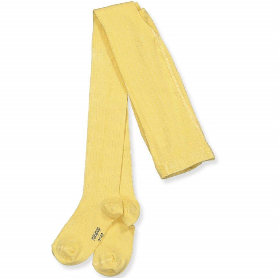Dresuri fine din bambus yellow MiniPop