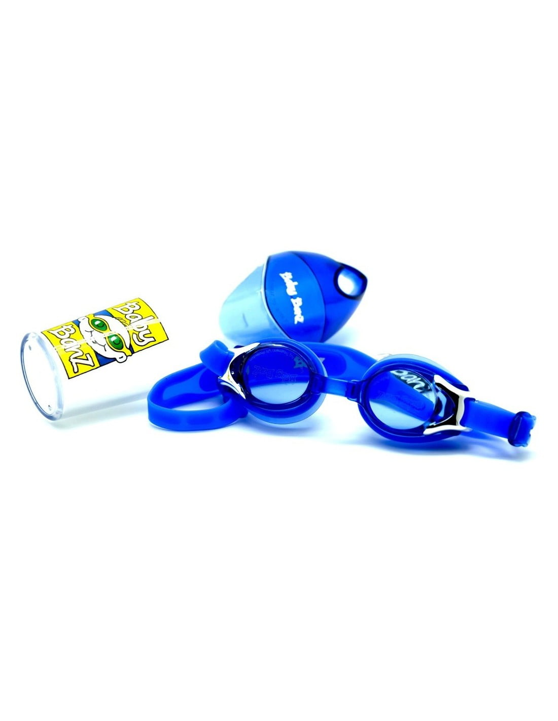 Ochelari de înot pentru copii Albaștri Baby Banz