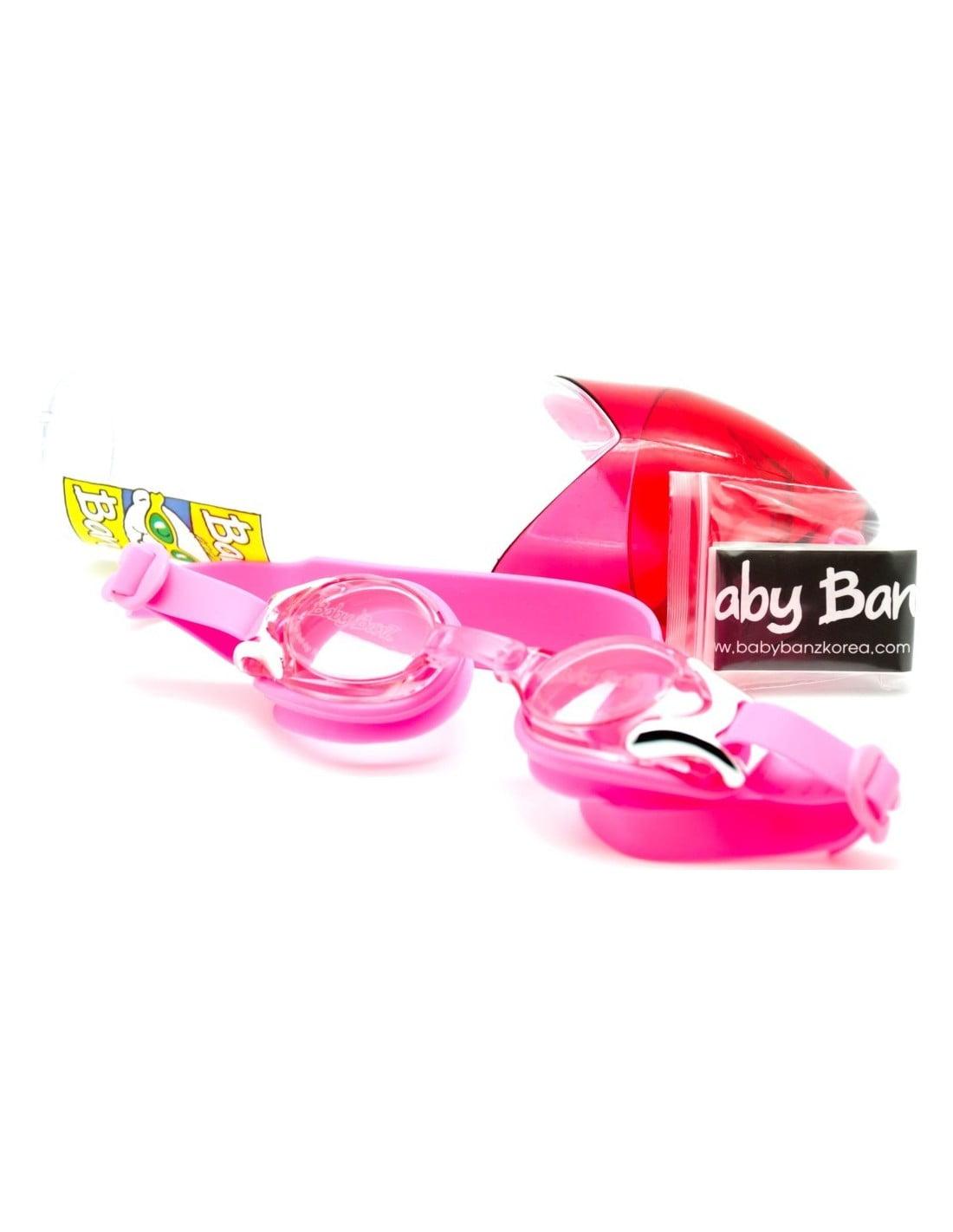 Ochelari de înot pentru copii Roz Baby Banz 2