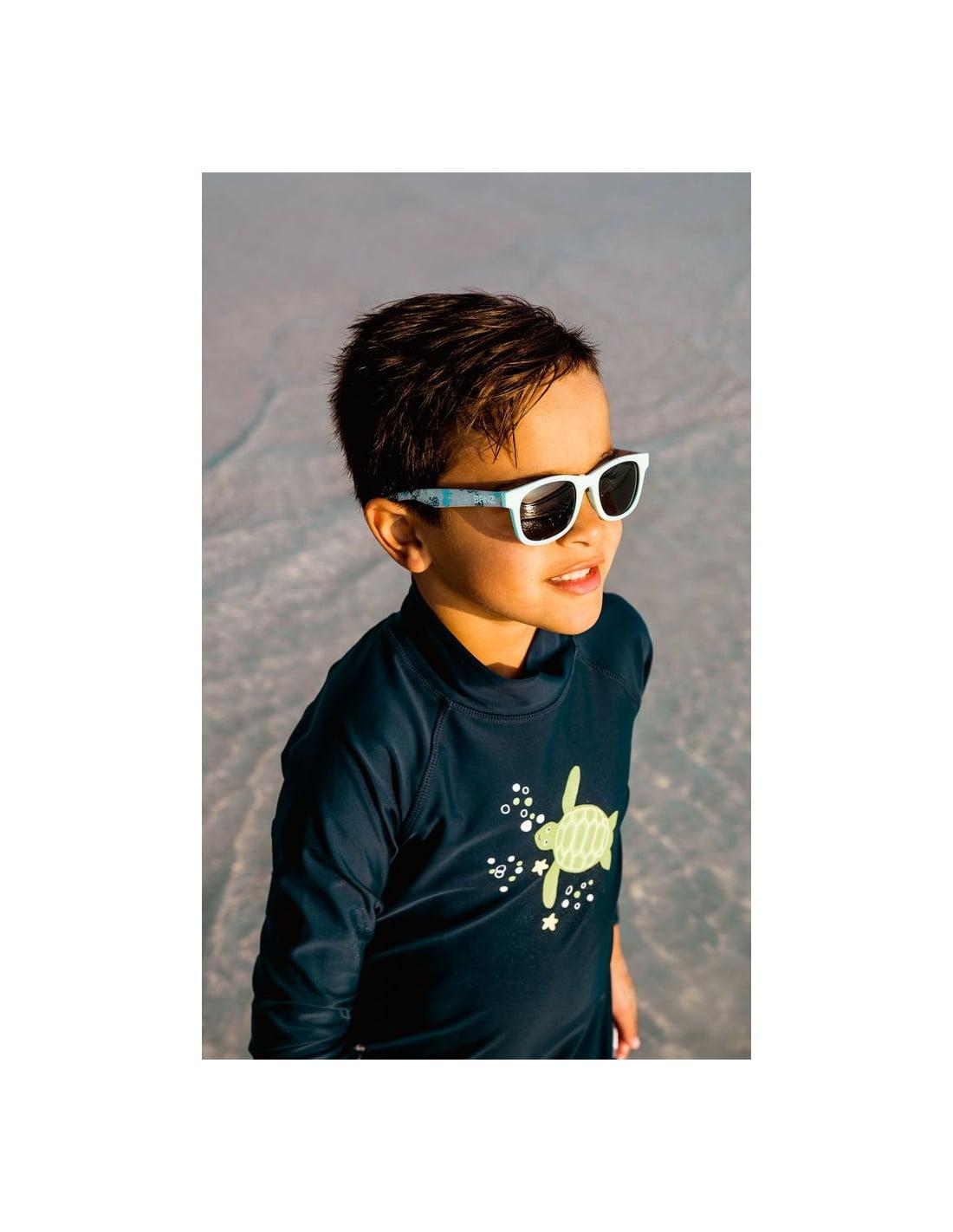 Ochelari de soare 0-2 ani J-Banz Beachcomber Bicycle Ride 2