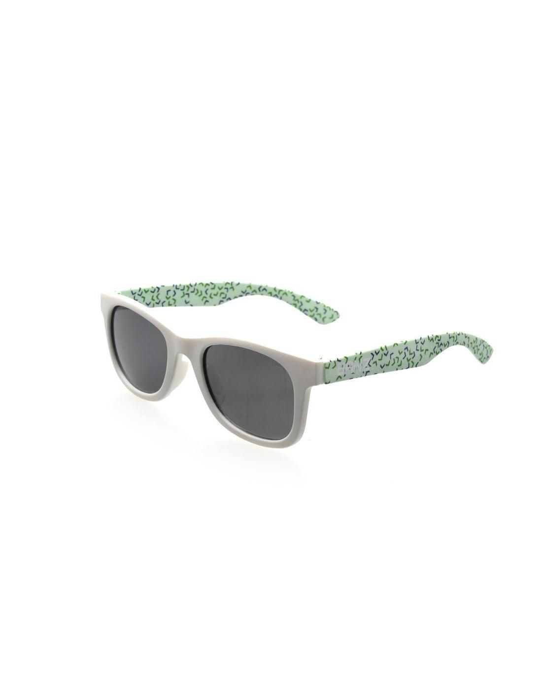 Ochelari de soare 0-2 ani J-Banz Beachcomber Green Confetti