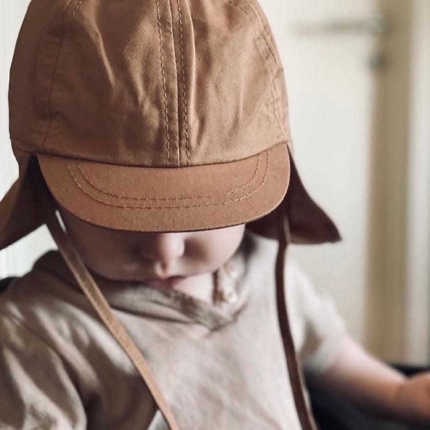 Pălărie de soare din bumbac UV 50+ En Fant