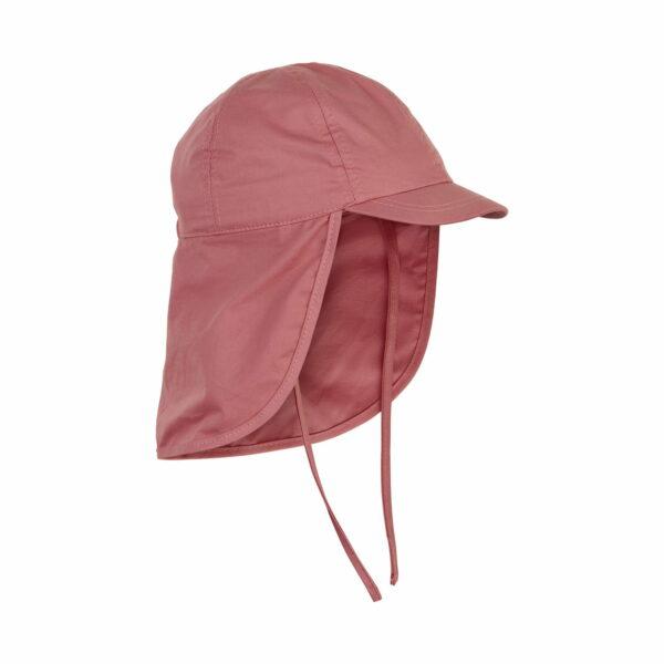 Pălărie de soare din bumbac UV 50+ Rosette En Fant