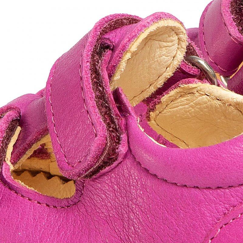 Sandale barefoot din piele fuchsia Froddo 2